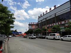 花溪区天合木材城旁320平上下两层汽车洗护店转让,可空转